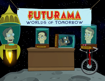 Futurama: Worlds Of Tomorrow Gets A Release Date For This Month