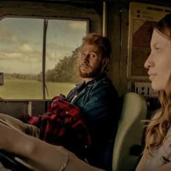 American Gods Latest Clip Features Laura and Mad Sweeney Debating Salim's Future