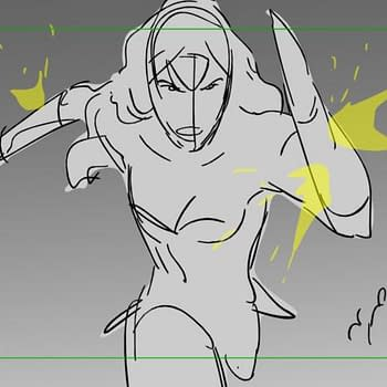 Jay Olivia Shares Storyboard Images From Wonder Woman
