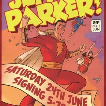 Jeff Parker Will Explain What Artists Need From Writers At Orbital Comics In London On Saturday
