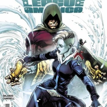 Justice League Of America #7 Review: Killer Frost's Redemption