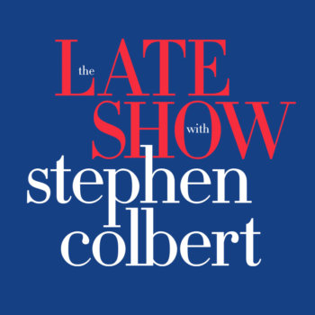 Colbert Taking 'Late Show' To Russia Because He Can