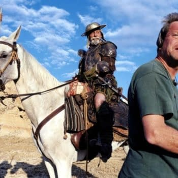 17 Years Into The Quest, Monty Python's Terry Gilliam Has Wrapped Production On Don Quixote
