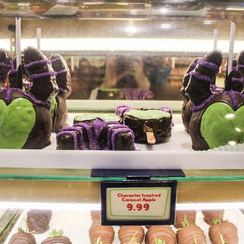 Nerd Food: Dont Worry These Maleficent Cake Pops Wont Put You To Sleep