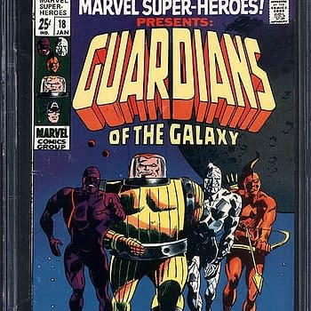 Want To Get Your Hands On The First Appearances Of The Guardians Of The Galaxy?