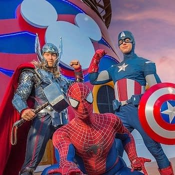 Stan Lee Assembles Some Avengers And Others For Marvel Day At Sea Cruise