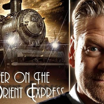 First Trailer For Murder On The Orient Express Arrives