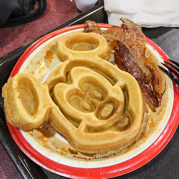 Nerd Food: Mickey Mouse Eggo Waffles — Whos The Leader Of The Waffle Mickey Mouse