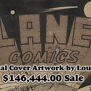 Jon Berk Collection Session 1 Comic And Art Auction Highlights: Winning The Planet