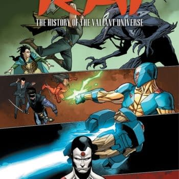 Breaking: Leaked Documents Reveal Shocking History Of Valiant Universe
