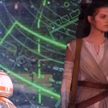 Rey Now A Permanent Character At Star Wars: A Galaxy Far Far Away In Hollywood Studios
