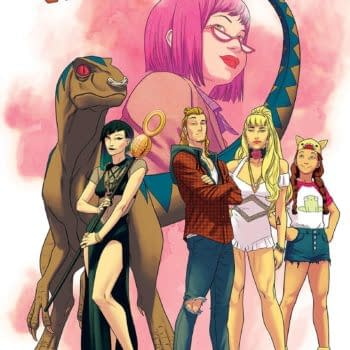 Rainbow Rowell And Kris Anka To Bring Back Runaways (And Gert) At Marvel In September [UPDATED]