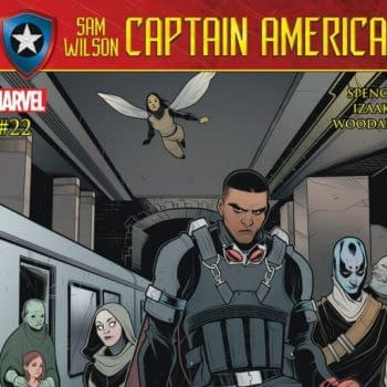 Sam Wilson: Captain America #22 Review – Full Of Action, Humor, And A Whole Lot Of Heart