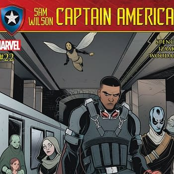 Sam Wilson: Captain America #22 Review – Full Of Action Humor And A Whole Lot Of Heart