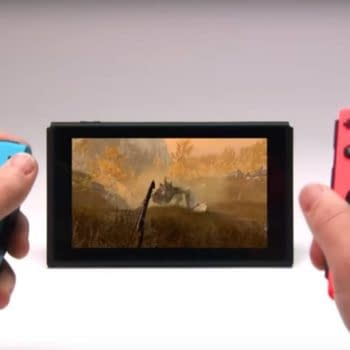 Time For Some 'The Elder Scrolls V: Skyrim' On Your Switch