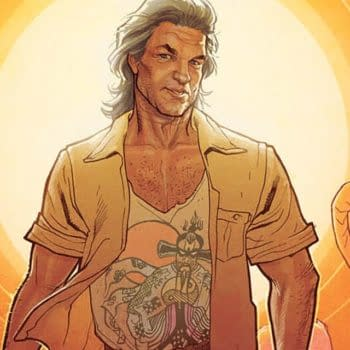 Old Man Jack: New Big Trouble In Little China Comic Series!