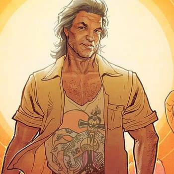 Old Man Jack: New Big Trouble In Little China Comic Series
