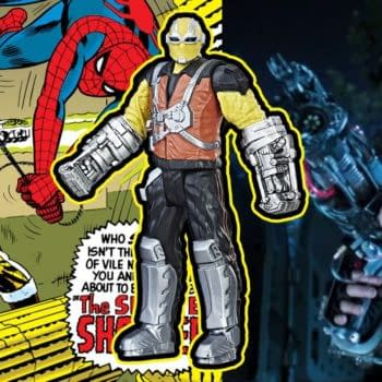 Spider-Man: Homecoming Shocker Figure From Hasbro Gives Us A Good Look At Full Costume