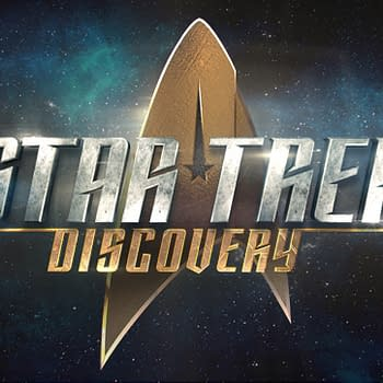 Star Trek: Discovery: Showrunners Berg Harberts Speak (Klingons)