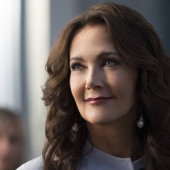 Lynda Carter And The Library Of Awesome