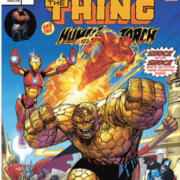 It's Not The Return Of Fantastic Four For Marvel Legacy… It's Marvel Two-In-One