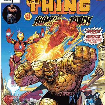 Its Not The Return Of Fantastic Four For Marvel Legacy&#8230 Its Marvel Two-In-One