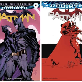 British Stores Get Batman #24 First Print At The Same Time As Second Print And Batman #25 Next Week