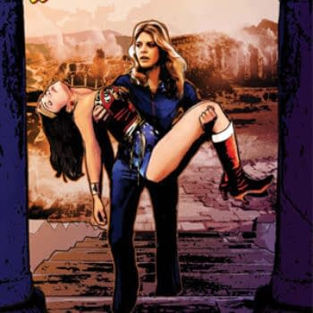 Will Diana Survive? Wonder Woman 77 Meets The Bionic Woman #5 Review