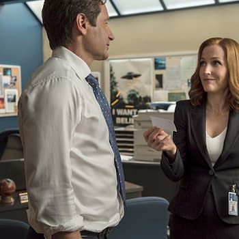 X-Files Season 11 Trailer Reunites Mulder And Scully Maybe For The Last Time