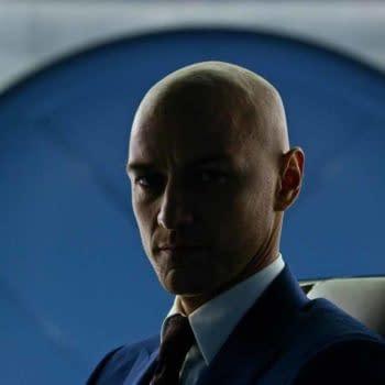 James McAvoy Teases Prof X Return For Dark Phoenix Movie