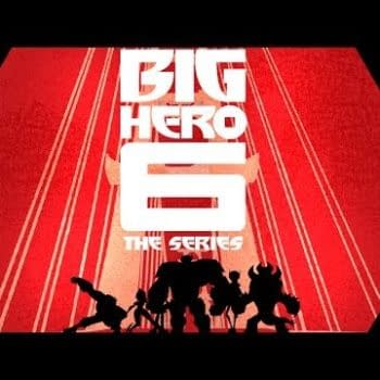 Watch The Credits For Disney's Big Hero 6, Ahead Of Fall Debut #D23