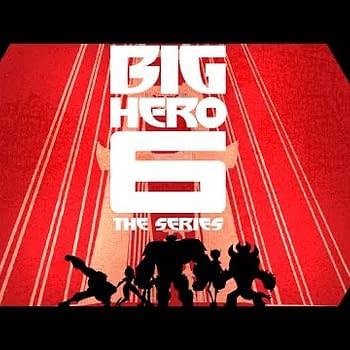Watch The Credits For Disneys Big Hero 6 Ahead Of Fall Debut #D23