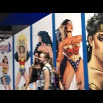 San Diego Comic-Con 2017 On Video: From One Side Of The Show To The Other