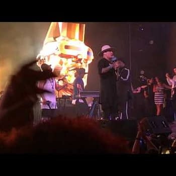 Black Eyed Peas Played The Marvel Party In San Diego Last Night &#8211 Video And Photos