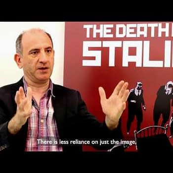 How Close Is The Death Of Stalin Movie To The Graphic Novel Armando Iannucci Answers