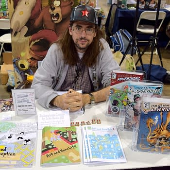 Jake Roths Polaroid Camera Inspires His Slice-Of-Life Comics – From Denver Comic Con