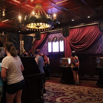 Lauren Loves Disney: Dining At Be Our Guest Restaurant