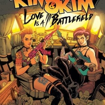 'Kim And Kim: Love Is A Battlefield #1' Review: A Glammed-Out, Queer-Trans Romp Everyone Can Enjoy