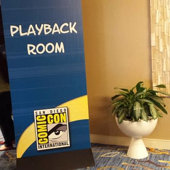 The Playback Room: A Comfy Alternative To Waiting In Line At SDCC