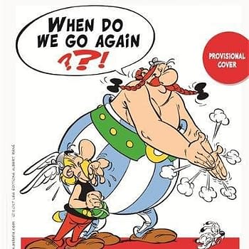 Asterix Sets A 5 Million Print Run For Its First Printing