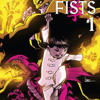 Kaare Andrews And Afu Chan's Immortal Iron Fists, With Teen Girl Iron Fist, Available Now