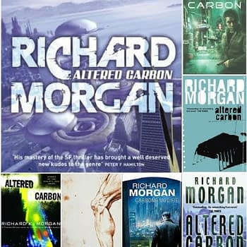 Author Richard K. Morgan Brings Altered Carbon To Dynamite
