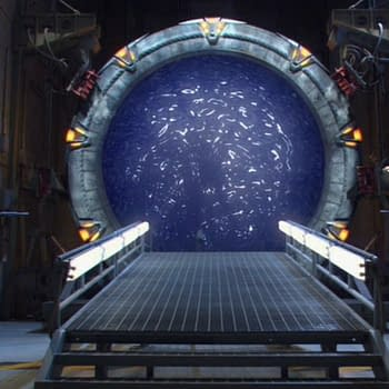 Chevron 7 Encoded: Stargate Comes To SDCC 2017