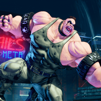Abigail From 'Final Fight' Comes To 'Street Fighter V'