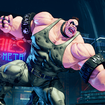 Abigail From Final Fight Comes To Street Fighter V