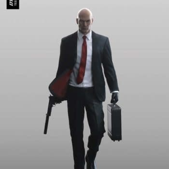 Sebela And Lau Team For 'Agent 47: Birth Of The Hitman'