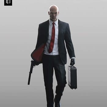 Sebela And Lau Team For Agent 47: Birth Of The Hitman