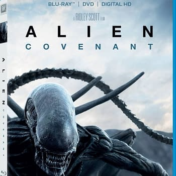 Alien: Covenant Blu-Ray Bursts Forth In August Steelbook At Best Buy