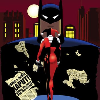 Harley Quinn And Batman Prequel Series For Animated Film Announced As Digital First