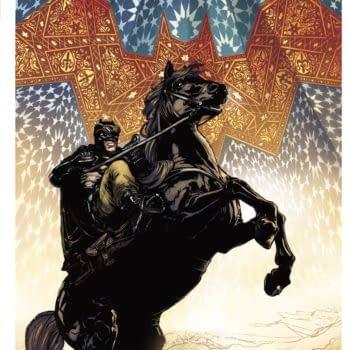 Joelle Jones Reveals Stunning Cover For Batman #33